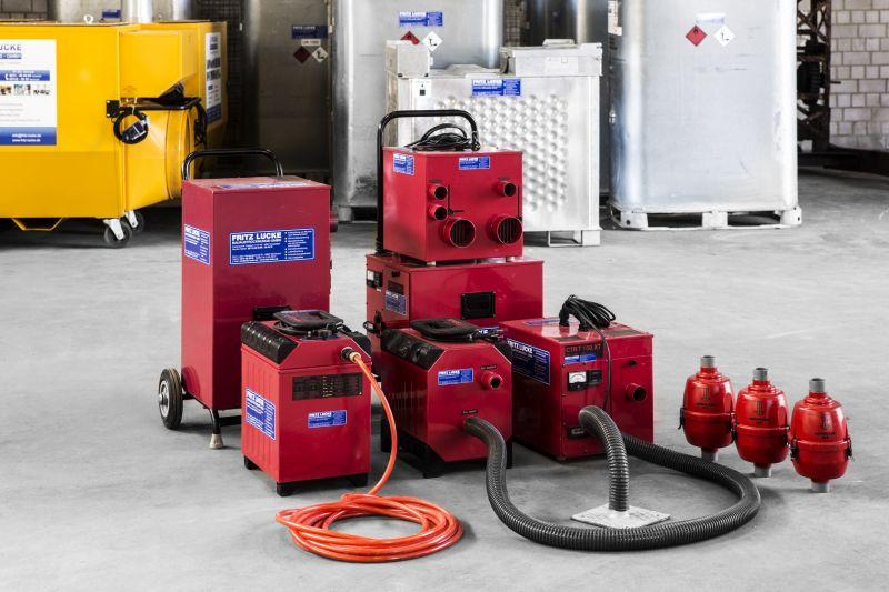 Wasserschaden komplettservice und gerätevermietung: bautrockner